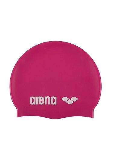 Arena Arena 9166291 Classic Silikon Yüzücü Bone Pembe